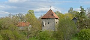 Tower house - Vao tower house, Estonia