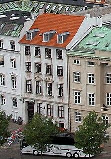Ved Stranden 16 Historical building in Copenhagen, Denmark