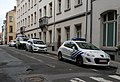 Vehicules de police, Bruxelle (2019) - 2.jpg