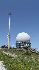 Velký Javor - zařízení na vrcholu C.JPG