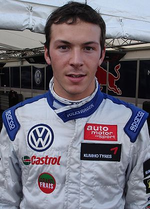 Jean-Karl Vernay - Vernay in 2009