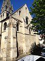 Vernouillet (78), église Saint-Étienne, chœur, vue depuis le sud-est 2.jpg