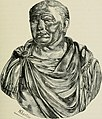 Vespasian Bust in the Uffizi Gallery, in History of Rome and of the Roman people (1883) (14780411131).jpg