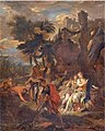 Victor Honoré Janssens - Aeneas pulling up the myrtle that reveals the ghost of Polydorus.jpg