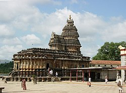 Vidyashankara temple (1342 AD) at Sringeri