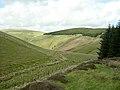View Across Glensalloch - geograph.org.uk - 179031.jpg