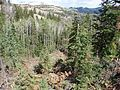 View down in Argyle Canyon, Sep 07.jpg
