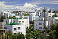 View of Arimatsu Green Heights from Mount Takane02, Midori Ward Nagoya 2012.jpg