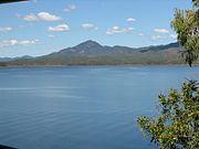 View of Lake Awoonga