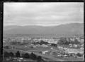View of Petone looking east, with Price's Mill lower right. ATLIB 273478.png