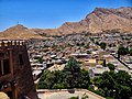 View over Khorramabad from Falak-ol-Aflak Castle - Khorramabad - Western Iran - 02 (7423633344).jpg