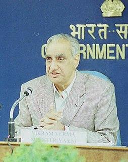 Vikram Verma Indian politician