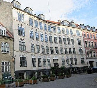 Viktoriagade - Image: Viktoriagade 12