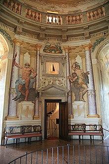 Palladio Villa Rotonda Interior