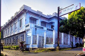 Don Catalino Rodriguez Ancestral House - Don Catalino Rodriguez Ancestral House, also known as Villa Sariaya