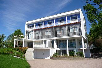 Arne Korsmo - Villa Stenersen, Tuengen allé 10C, Oslo