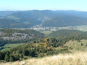 Villard-de-Lans - Villard from Clos du Four