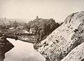 Vilnia, Zamkavaja hara. Вільня, Замкавая гара (K. Brandel, 1871-74).jpg