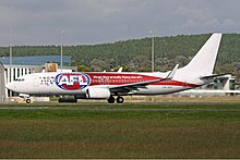 Virgin Blue Boeing 737-800 AFL livery CBR Gilbert.jpg