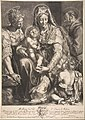Virgin and Child with Saint Catherine, Francis of Assisi and John the Baptist MET DP811596.jpg