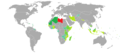 Visa requirements for Libyan citizens.png
