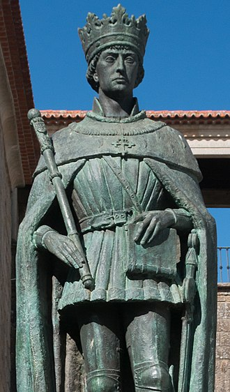 Edward, King of Portugal - Image: Viseu Rei D Duarte 20140913 (cropped)