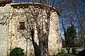 Vista de la Iglesia de Ubani (Navarra) - Ábside.jpg