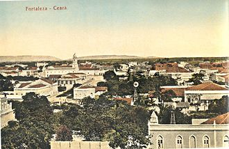 Fortaleza - Fortaleza in 1910