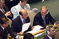 Vladimir Putin at the Millennium Summit 6-8 September 2000-5.jpg