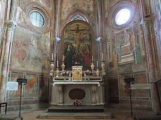 San Francesco, Volterra - Image: Volterra san francesco 001