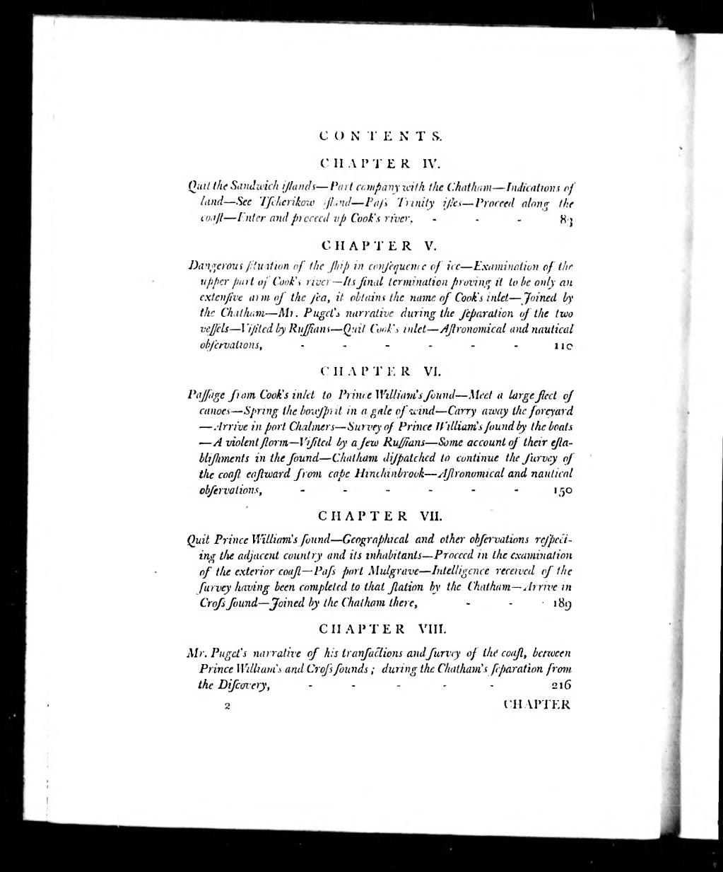 PageVoyage Of Discovery To The North Pacific Ocean And Round World In Years 1791 95 Volume 3djvu 11