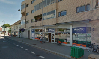 A Vietnamese grocery store in Kristiansand Vung tau kristiansand.png