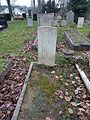 W.T. Barker King's Royal Rifle Corps war grave New Southgate Cemetery.jpg