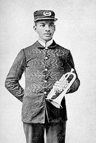 W. C. Handy - Handy at age 19