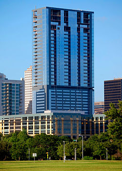 W Austin Hotel And Residences Wikipedia