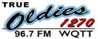 WQTT TrueOldies1270-96.7 logo.png