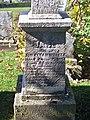 Walker (Jane), Lebanon Church Cemetery, 2015-10-23, 01.jpg