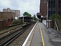 Wallington station look west.JPG