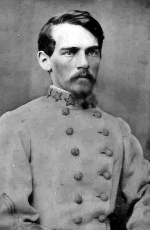 Walter H. Taylor - Colonel Taylor, c. 1864