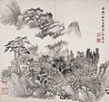 Wang Hui - album after old masters and poems - 81.201 - Indianapolis Museum of Art.jpg