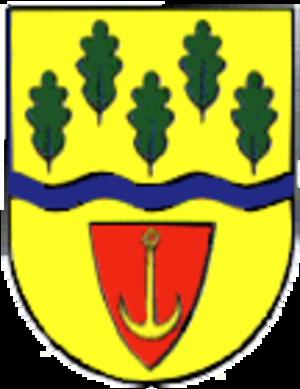 Ankershagen - Image: Wappen Ankershagen