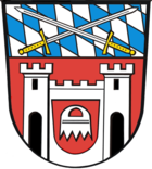 Das Wappen von Cham