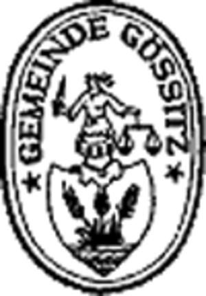 Gössitz - Image: Wappen Goessitz