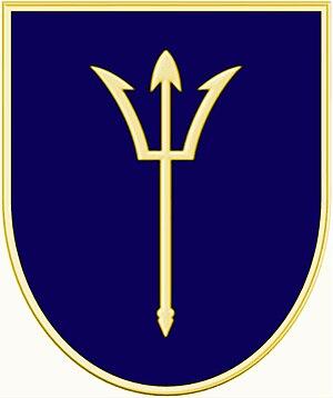 Kommando Spezialkräfte Marine - Image: Wappen KSM Combat Swimmers logo