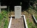 War Grave in Memory of Alfred Miller - geograph.org.uk - 1412752.jpg