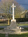 War memorial Broadway Lane South Cerney - geograph.org.uk - 128841.jpg