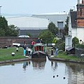 Wardle Lock, Shropshire Union Canal, Middlewich - geograph.org.uk - 578035.jpg