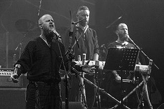 Wardruna - Wardruna at the Roadburn Festival 2015