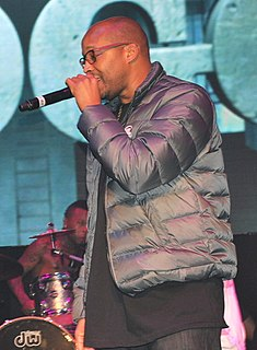 Warren G American recording artist; rapper, songwriter, record producer and DJ
