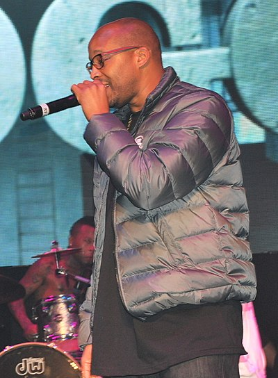 Picture of a band or musician: Warren G